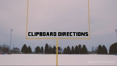 Sports. Don't. Die. - Clipboard Directions