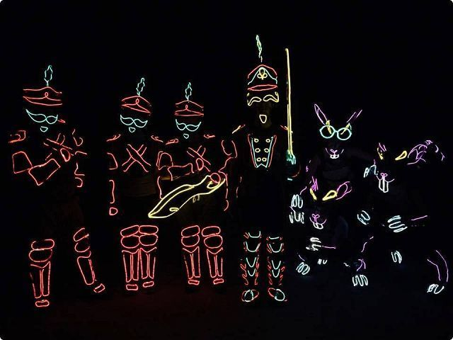 A Very Electric Christmas.A Very Electric Christmas By Lightwire Theater The