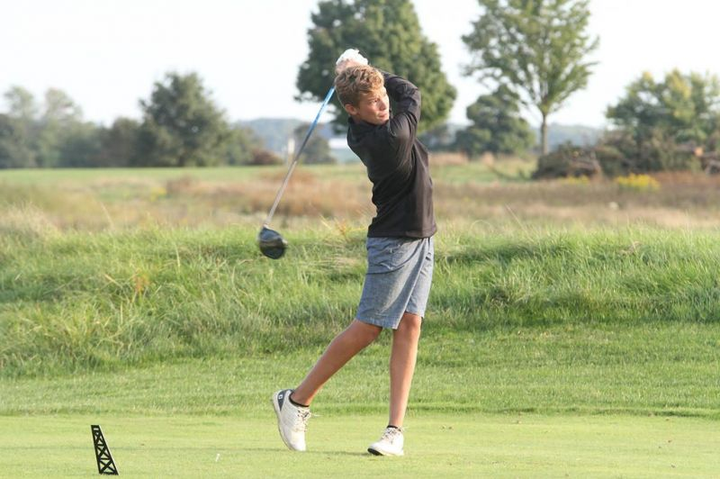 Unexpected crew pushes Hawks through to Div. III golf district