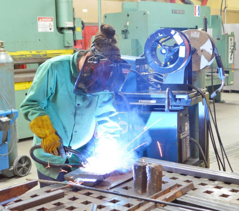 BCC offers full-time welding for adults