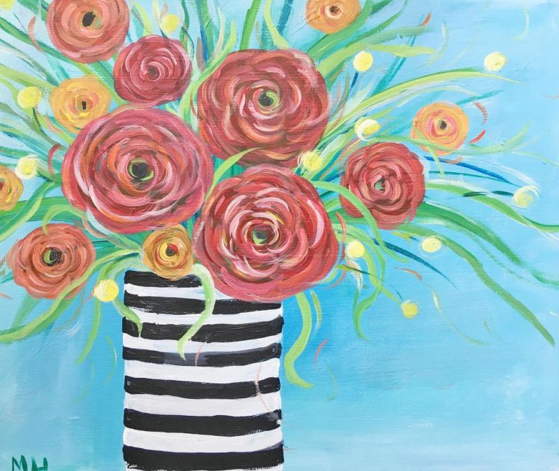 Bistro to host Paint and Sip