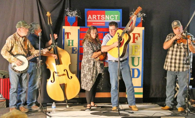 Bluegrass band to perform at ARTSNCT event