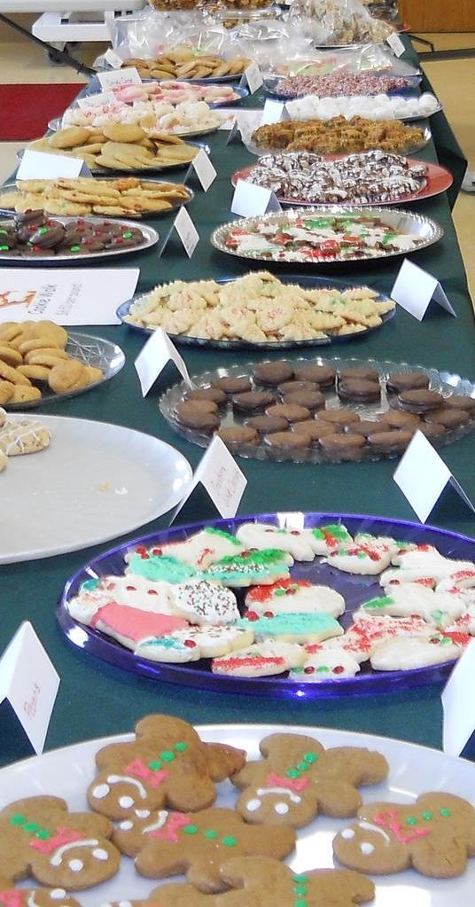 Christmas Country Store features cookies and crafts