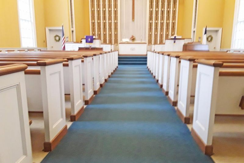 Churches finding ways to stay 'open'