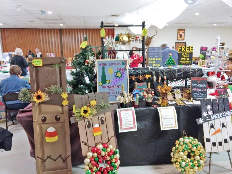 Craft fair helps Elks support cerebral palsy initiative