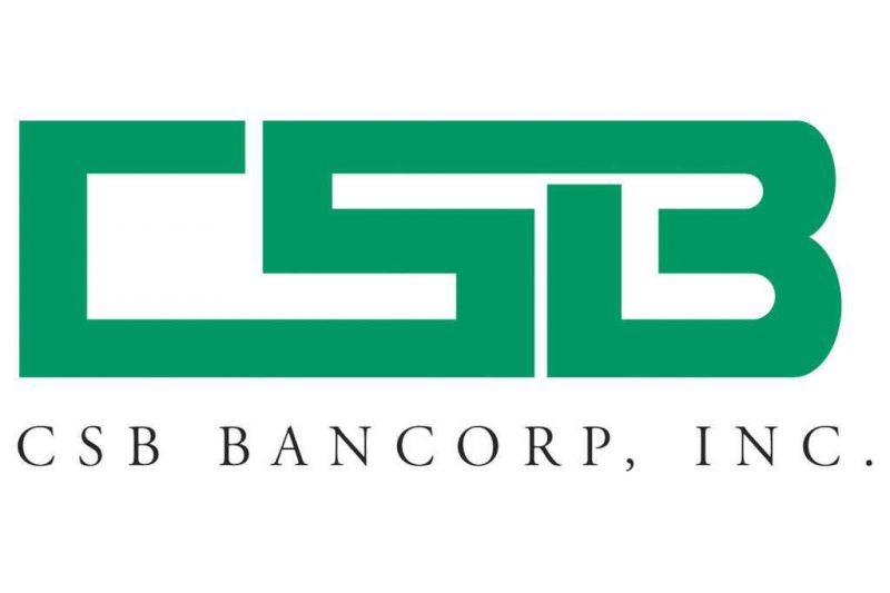 CSB announces its first-quarter earnings