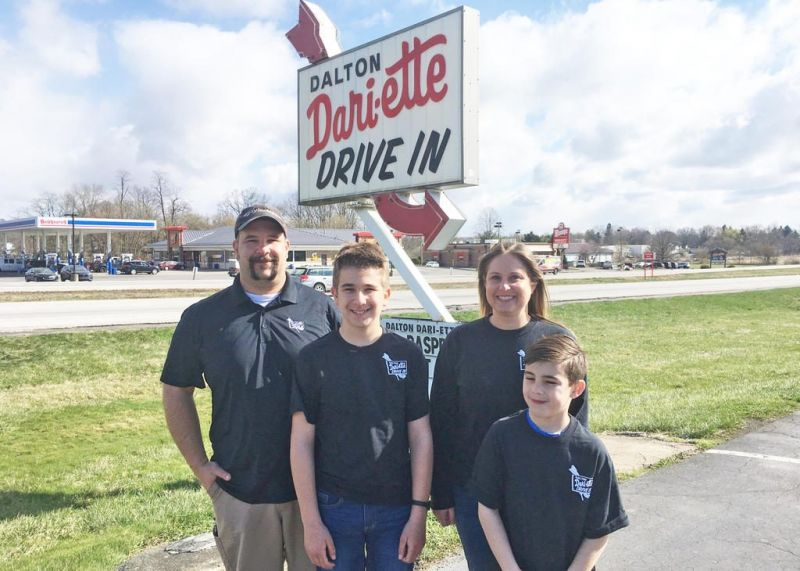 Dalton Dariette keeps it in family with new ownership
