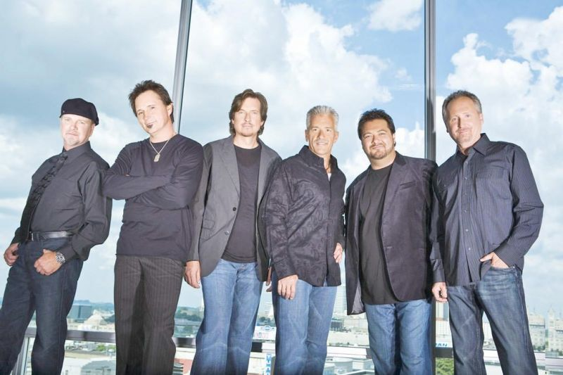 Diamond Rio brings hits to the Performing Arts Center