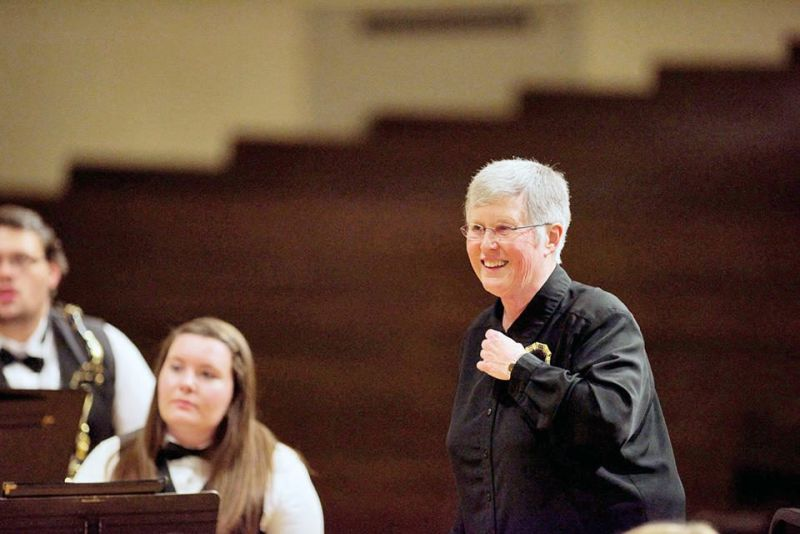 Ditmer to conduct final Scot Symphonic Band concert