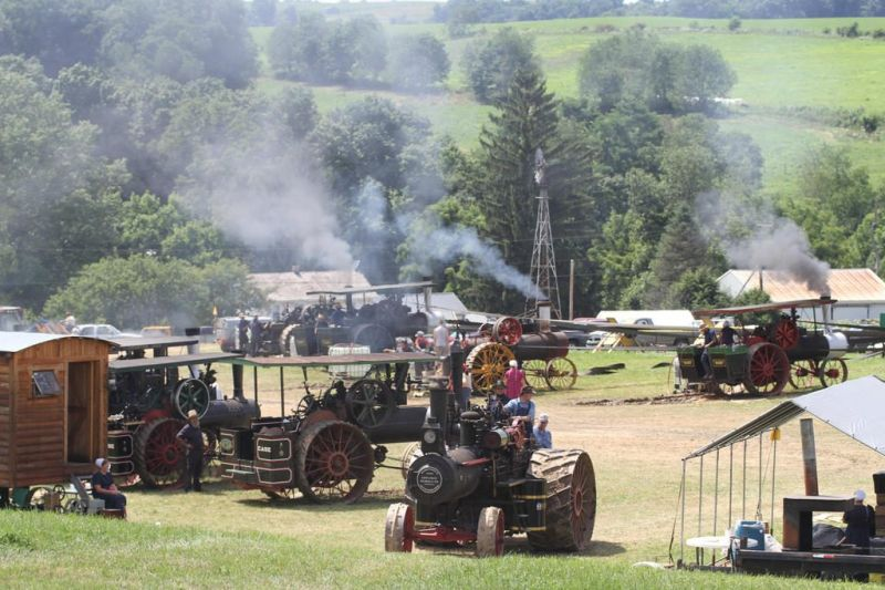 Doughty Valley Steam Days celebrates its humble beginnings