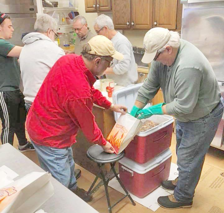 Dover Exchange Club to host their 10th annual chicken barbecue