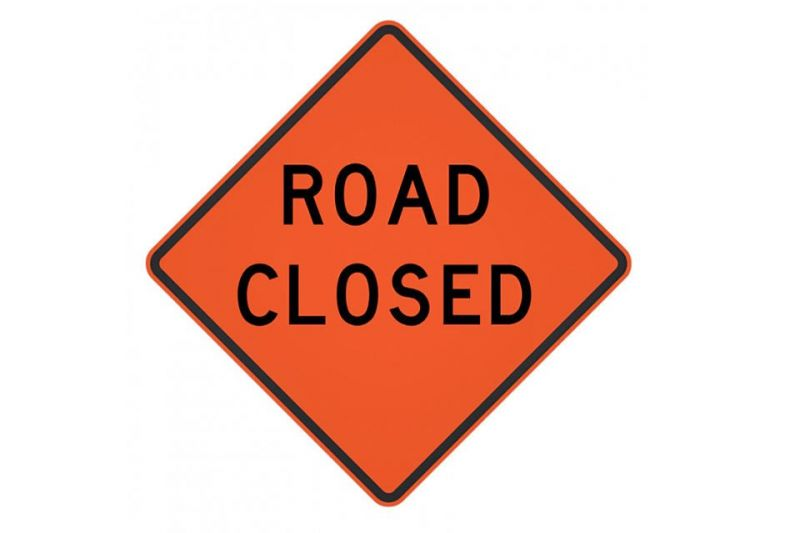 Eby Road to close for 5 days