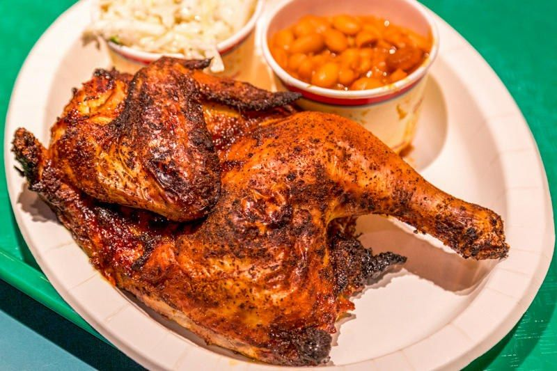Fire departments to host barbecue chicken dinner