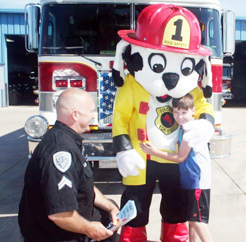 FirePup program shares an important message with kids