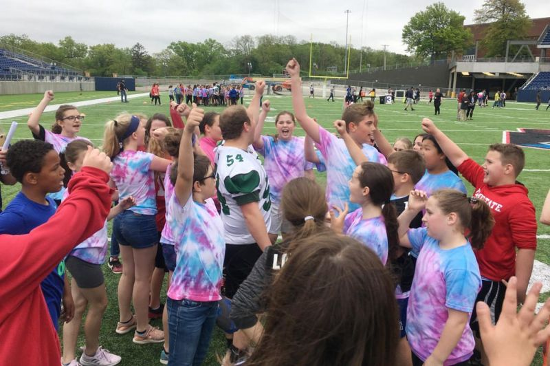 Hall of Fame field trip encourages local fifth-graders