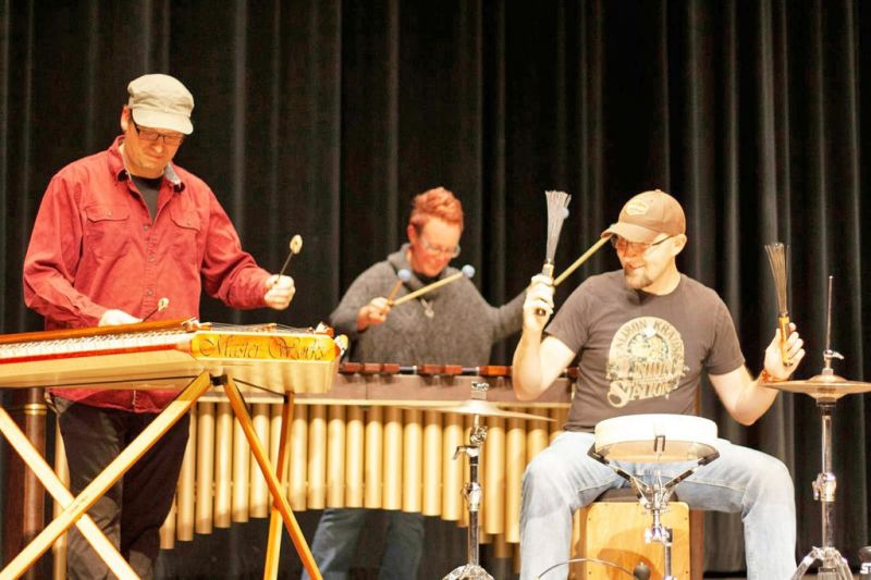 Hammered dulcimer champ at WCA