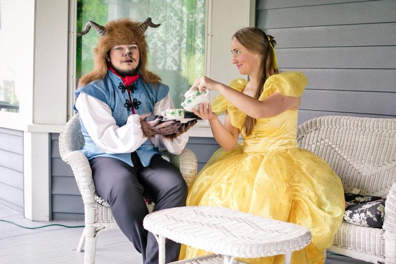 HCFA to present 'Beauty and the Beast' at Ohio Star Theater