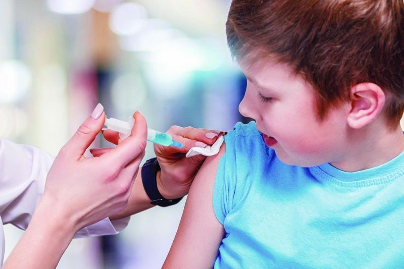 Health Dept. urges vaccination to prevent measles