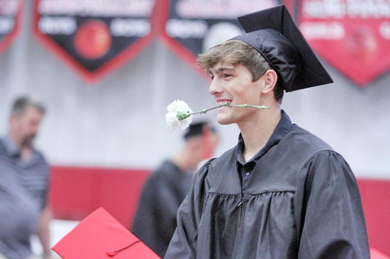 Hiland grads will cherish the moments they did have