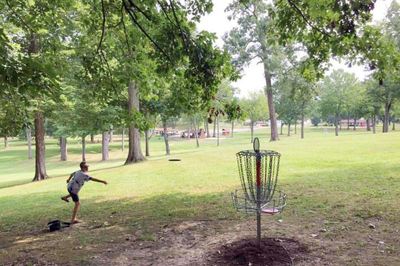 Holmes County Disc Golf Club seeks new members
