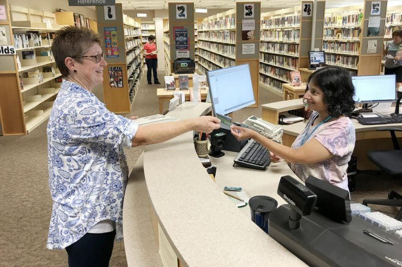 Holmes County Library teams up with area businesses for  Library Card Sign Up Month