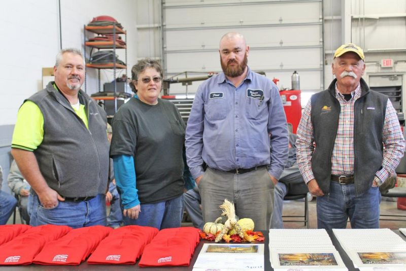 Holmes Redimix hosts its second annual Customer Appreciation Day