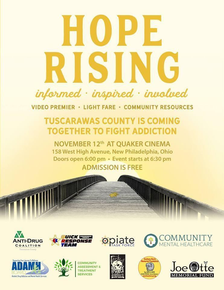 Hope Rising includes premier