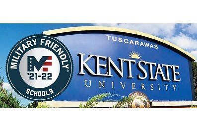 Kent receives Military Friendly designation
