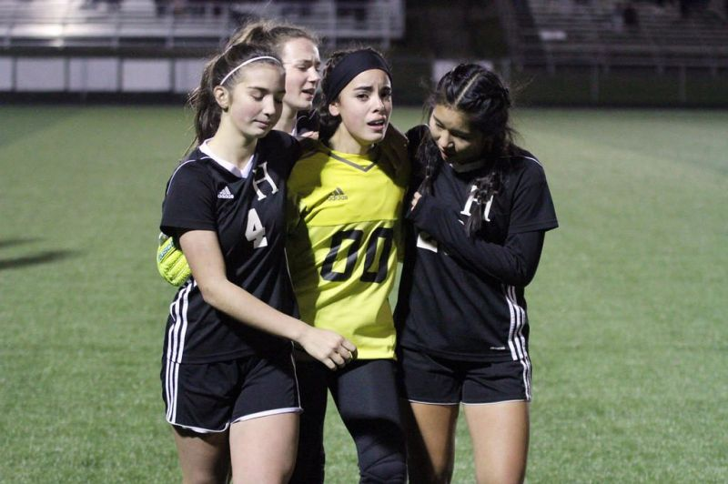 Lady Hawks bow out to Columbus Academy in PK shootout