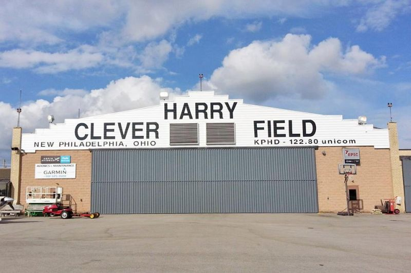 Library to feature history of Harry Clever Airport