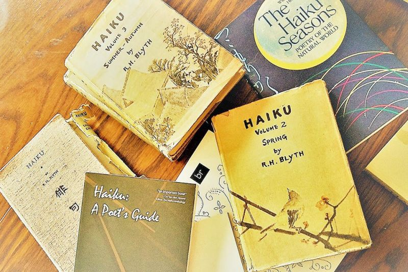 Local poet to share poetry at 2 haiku workshops