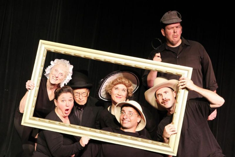 Local production is perfect blend of mystery and comedy