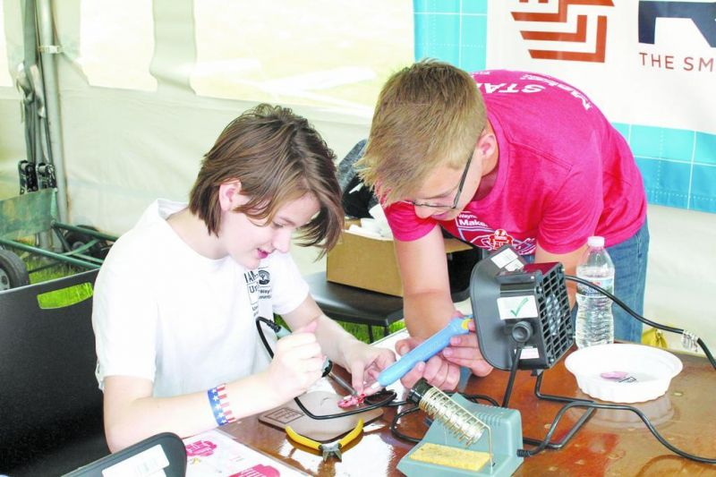 Mini Maker Faire set for third year at Wayne College