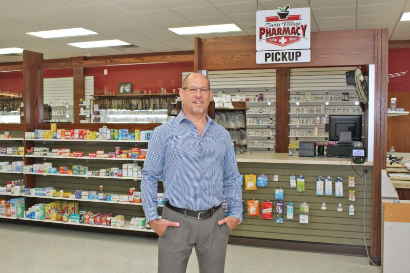 More medication options from Swiss Village Pharmacy