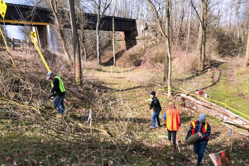 New section to be added to Towpath Trail near Bolivar