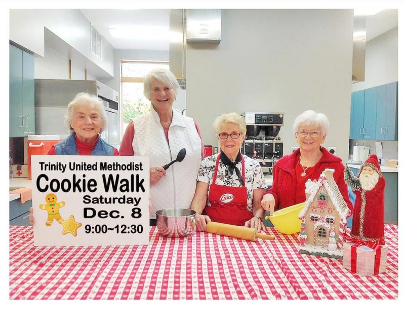 Orrville church will host Christmas cookie walk