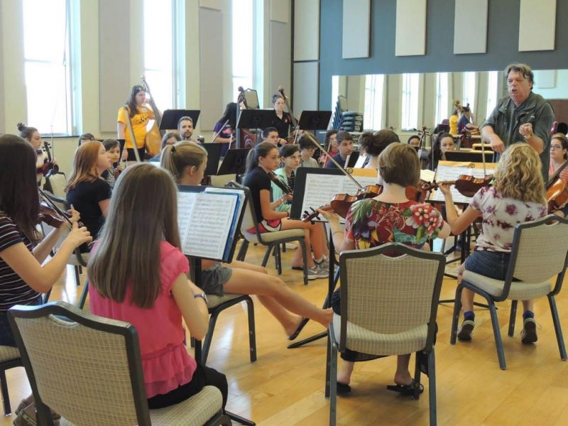 Philharmonic to host summer camps