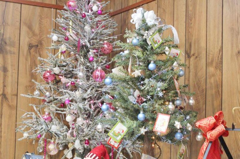 Red Cross holding Festival of Trees
