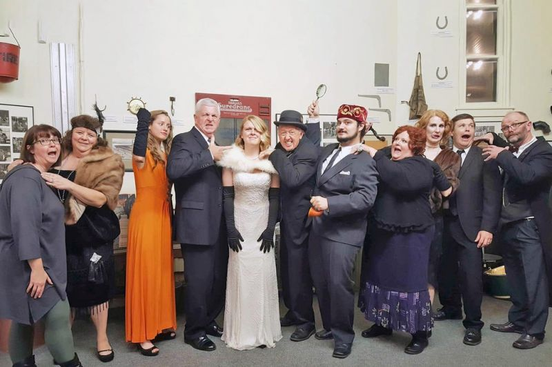 Reeves Museum prepares for Murder Mystery Dinner