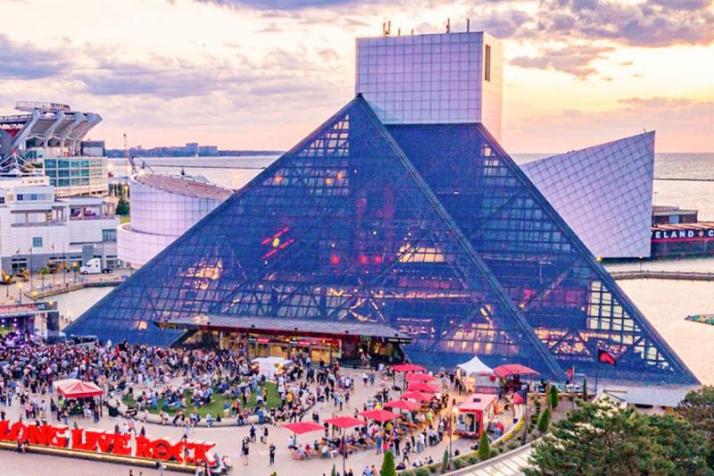 Rock and Roll Hall of Fame subject of program