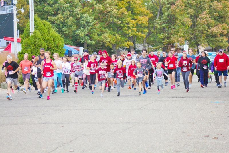 Rotary Rivalry Run raised $4,600 for local students