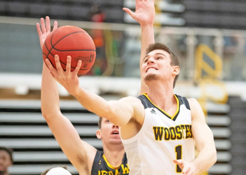 Scots' Styers named to all-region basketball team