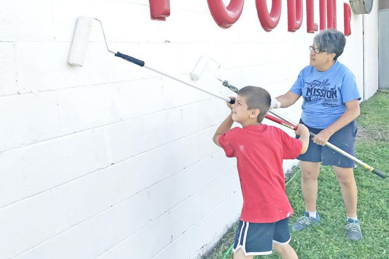 Shreve UMC completes successful mission outreach