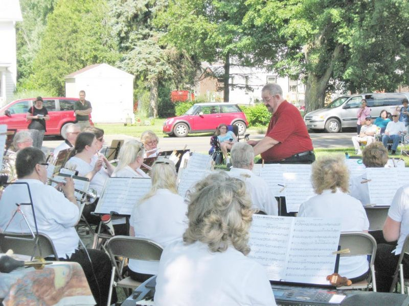 Smithville Band Concert approaching