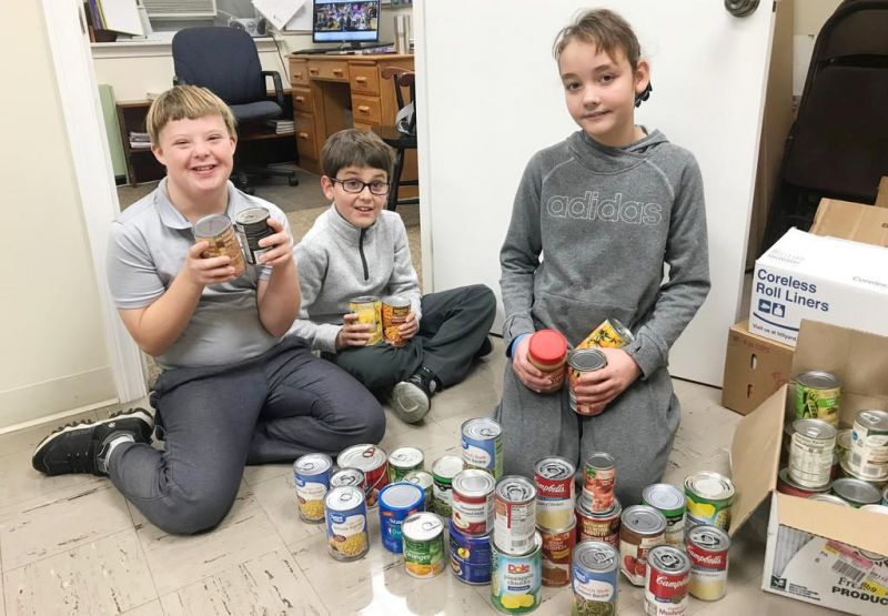 Students have 'can-do' attitude for Share-A-Christmas