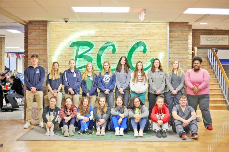 Students to attend HOSA State Leadership Conference