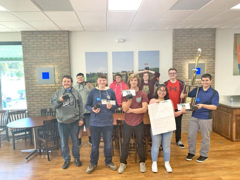 SumoBot Competition highlights students at BCC
