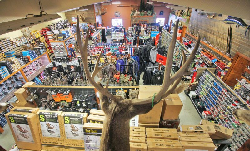 The complete outdoorsman experience awaits at Premier Outdoors