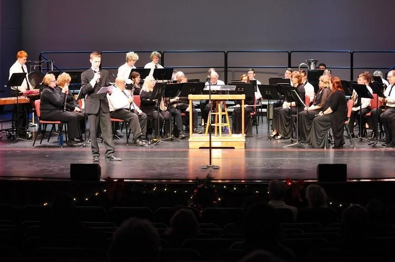 The Kent State Tuscarawas Band to present concert