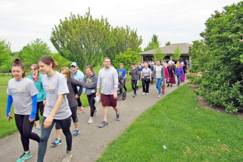 Walk for Wellness to raise funds for mental-health recovery programs